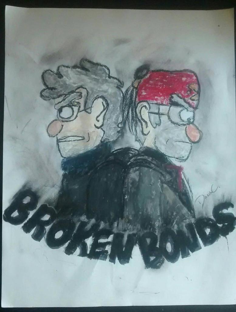 Broken Bonds by GoneCrazy-BackIn5