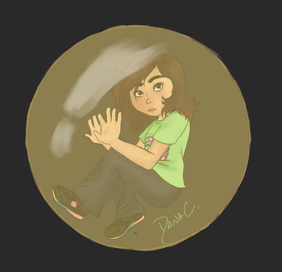 My Safety Bubble + Speedpaint by GoneCrazy-BackIn5