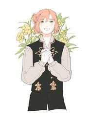floral commission: krarmor
