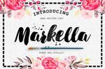 Markella Awesome Font