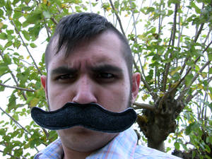 Mustache Number One