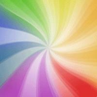 Rainbow animation by Sumidha