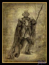 Melkor Morgoth Bauglir by jihia