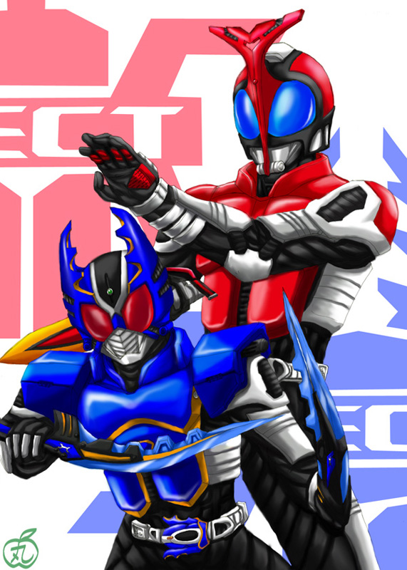 Masked-rider Kabuto and Gatack by maruringo on DeviantArt