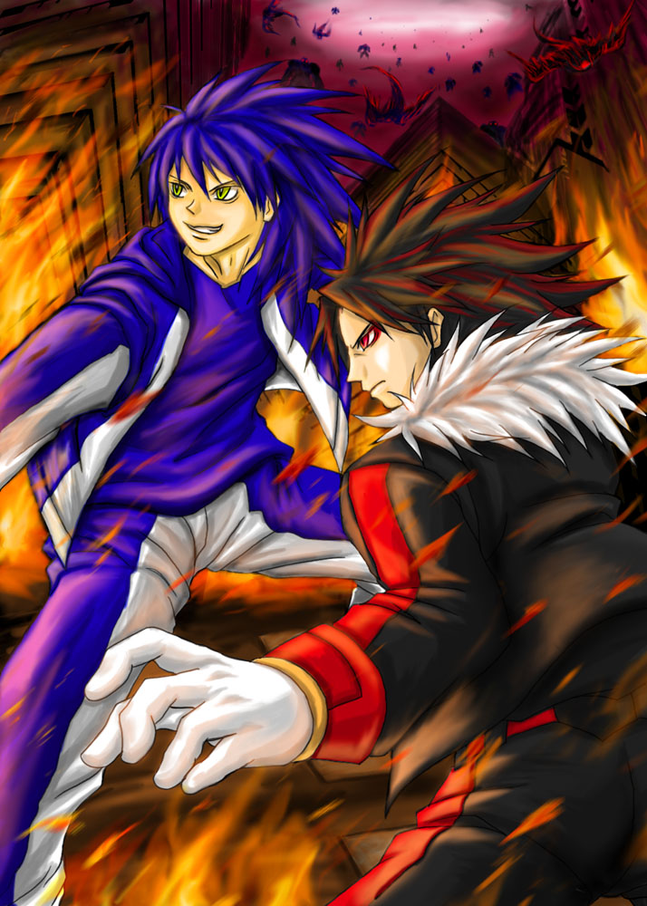 I am alone yet because i give a fuck deviantart - Sonic et shadow ...