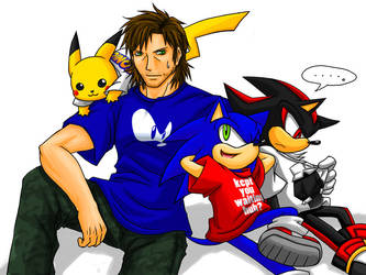 f15c03a72 ether 59 4 UT collab_MGS,SONIC,Pokemon by maruringo