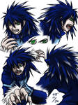 Human Sonic:Werehog practice
