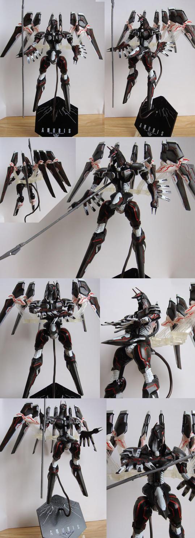 ANUBIS figure:Maki Asai ver. by maruringo