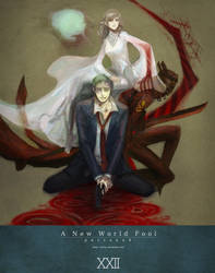 P4 - A New World Fool by shinjyu