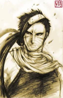 The renegade ninja - Zabusa