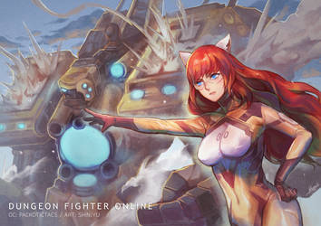 DFO Commish - Fmech by shinjyu