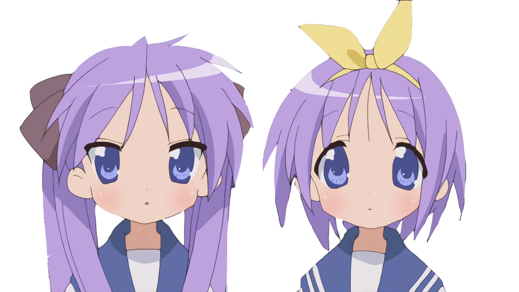 Image Gallery lucky star kagami