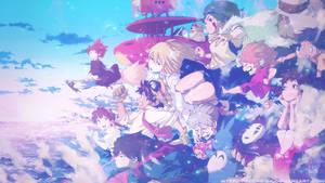 Ghibli by DeathToTotoro