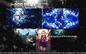 3rd PSD Pack by DeathToTotoro