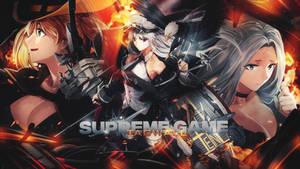 Supreme Game Tagwall Clash