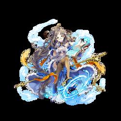Celi (Alchemist Code) Render by DeathToTotoro