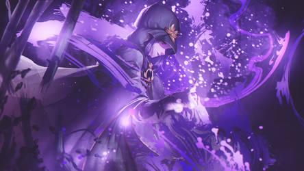 Magic Wave Senbo by DeathToTotoro
