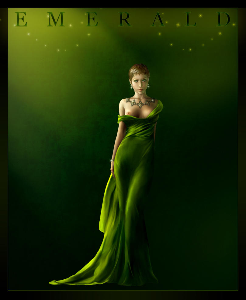 Emerald The Original Version by Daingel