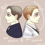 Tiny serial killers' club for Dan Spielman's chars by comuto-sama