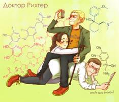 The chemistry (Doctor Richter)