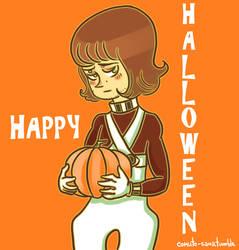 OompaLoompa!Sammy (Happy Halloween) by comuto-sama