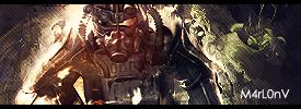 Fallout 3 Signature by M4rL0nV