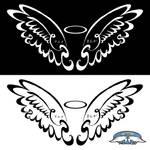 Sams extended logo design