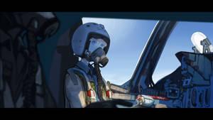SU 24 Pilot by Erica1940