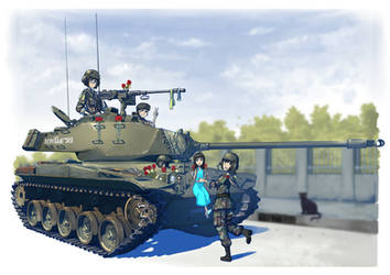 M 41 by Erica1940