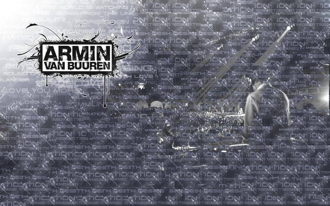 Armin Van Buuren Concert Wallpaper Armin Van Buuren Wallpaper by