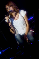 Claire - Live At Traffic - 1 by Cirdan90