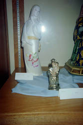 Japanese Virgin Mary by ardashir