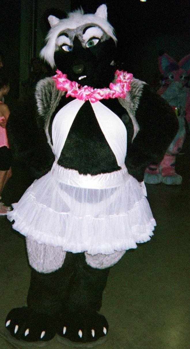 AC 2019 Fursuit Parade: Zeitgeist Vixen