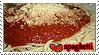 Spaghetti stamp by ThatGirlWithBrownEye