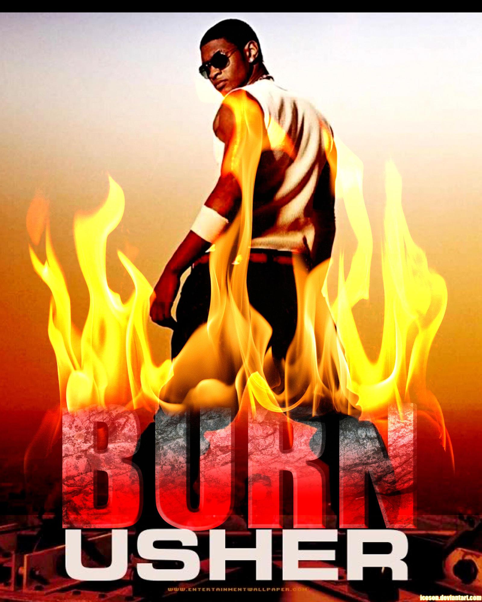Burn-Usher by icesen on DeviantArt