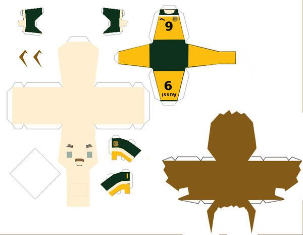 WM Australia pattern by Dragazhar