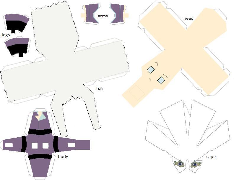 Kunzite pattern by Dragazhar