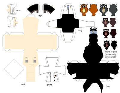 Athena pattern by Dragazhar