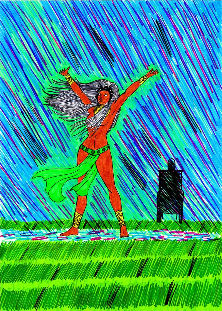 Rain maker (wind rider remake) by xxxphx