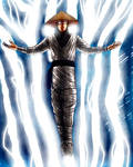 Lord Raiden from Mortal Kombat 1