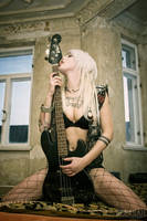 Rock'n'Roll Girl by Rocksau-Pictures