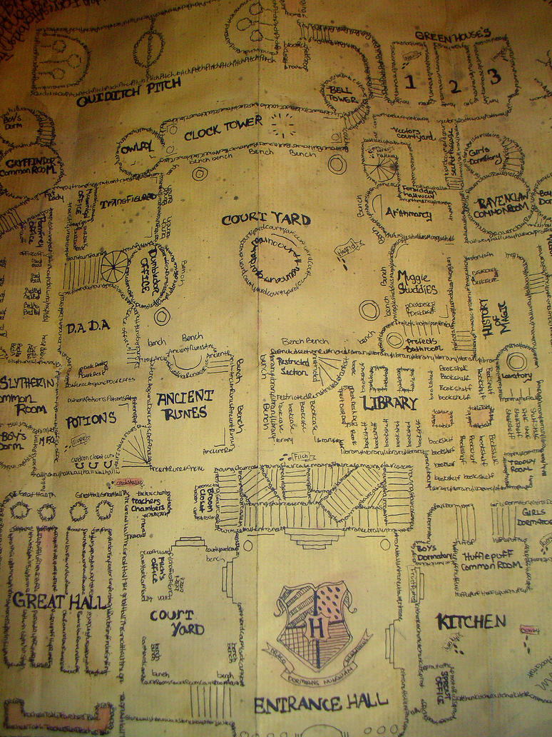 Great Wallpaper Harry Potter Map - marauders_map_by_samanthafay1987-d433qy1  Graphic_485685.jpg