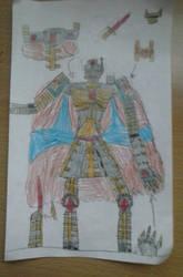 Special bronze's new armor (w.i.p)