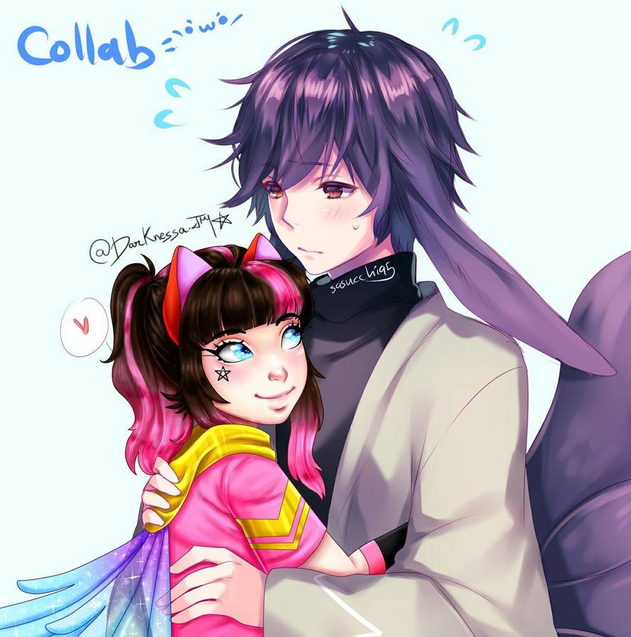 Collab with Sasucchi95 by Raphaela-jm