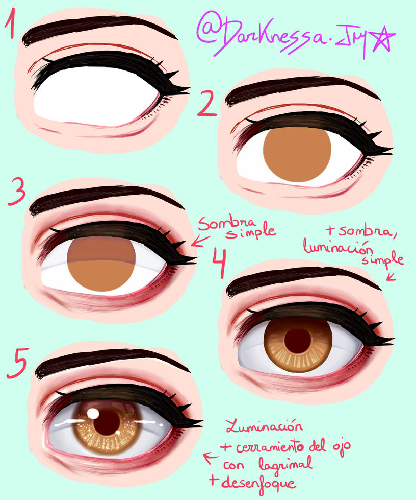 Eye tutorial by Raphaela-jm