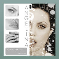 Angelina Jolie by NamfloW