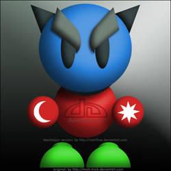 Azerbaijan Deviantart by NamfloW