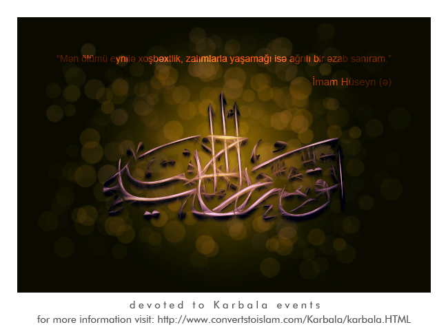 Karbala events by NamfloW