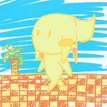 Ariel ataca by TamagoStudio