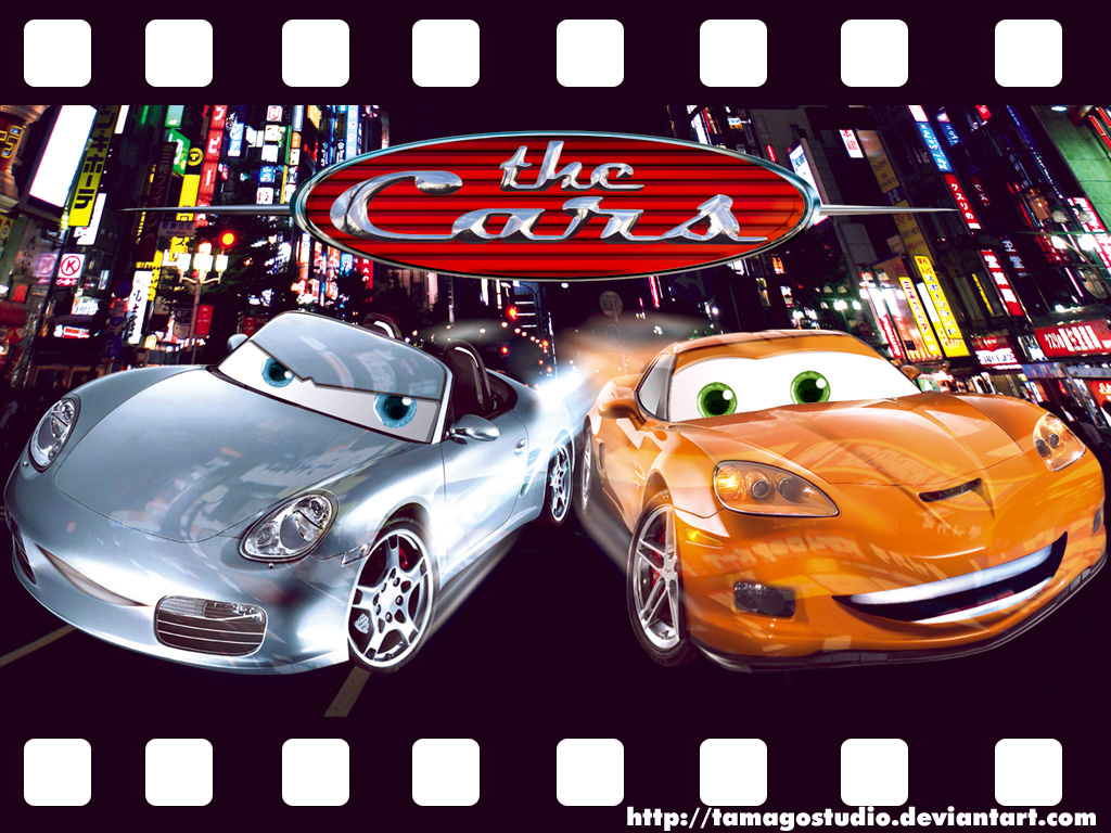 The Cars by TamagoStudio